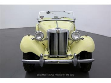 1951 MG TD (CC-1437168) for sale in Beverly Hills, California