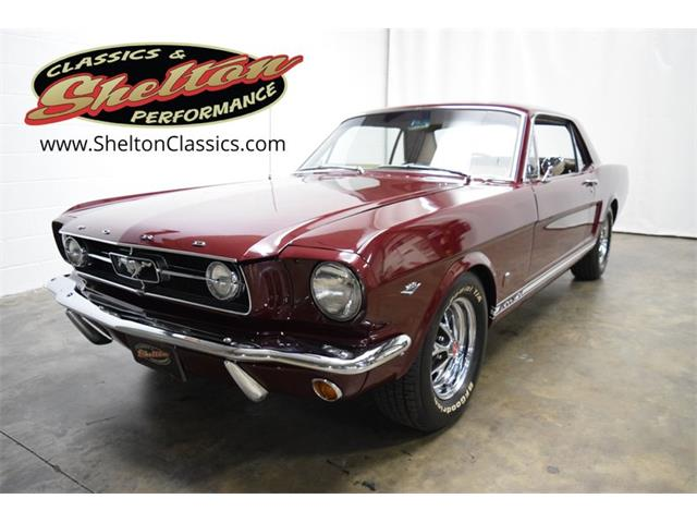 1965 Ford Mustang (CC-1437175) for sale in Mooresville, North Carolina