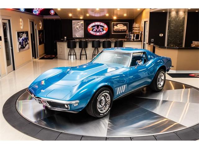 1968 Chevrolet Corvette (CC-1437177) for sale in Plymouth, Michigan