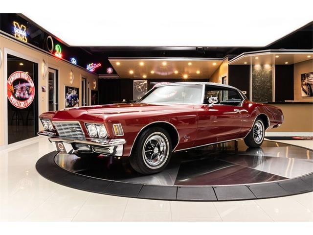 1971 Buick Riviera (CC-1437180) for sale in Plymouth, Michigan