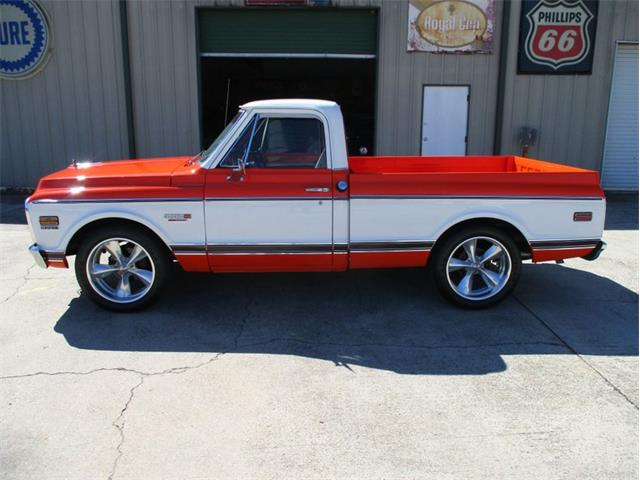 1971 Chevrolet C10 (CC-1437183) for sale in Greensboro, North Carolina