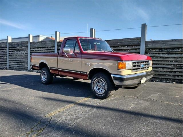 1989 Ford F150 (CC-1437188) for sale in Greensboro, North Carolina