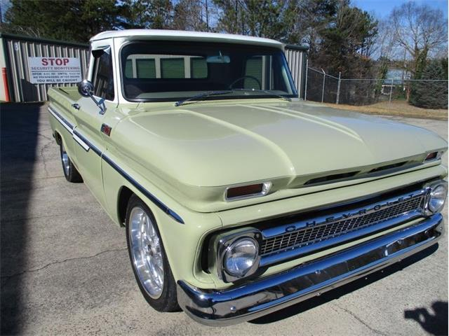 1965 Chevrolet C10 (CC-1437190) for sale in Greensboro, North Carolina