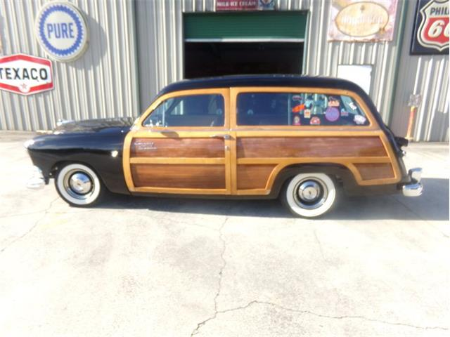 1951 Ford Woody Wagon (CC-1437191) for sale in Greensboro, North Carolina