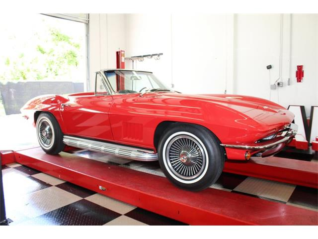 1967 Chevrolet Corvette (CC-1437196) for sale in Sarasota, Florida