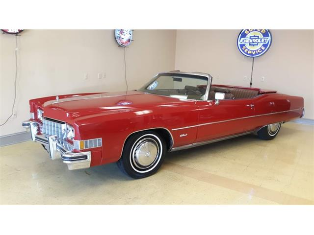 1973 Cadillac Eldorado (CC-1437198) for sale in Greensboro, North Carolina
