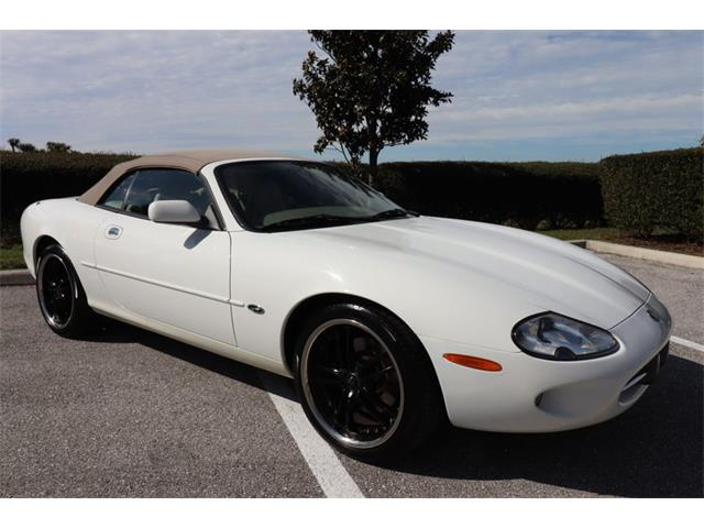 1999 Jaguar XK8 (CC-1437202) for sale in Sarasota, Florida