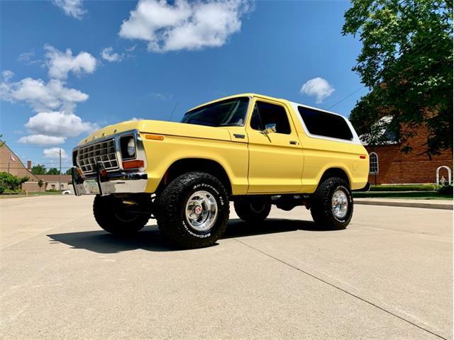 1978 Ford Bronco (CC-1437203) for sale in Greensboro, North Carolina