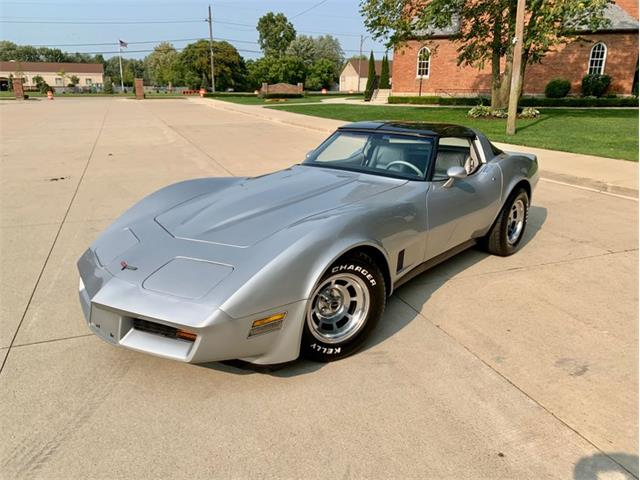 1981 Chevrolet Corvette (CC-1437205) for sale in Greensboro, North Carolina