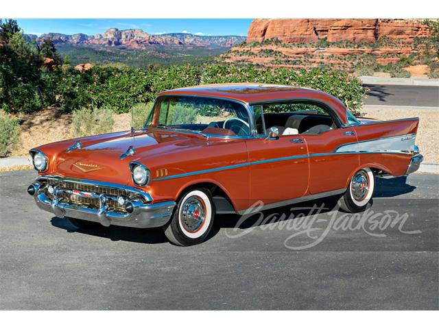 1957 Chevrolet Bel Air (CC-1437223) for sale in Scottsdale, Arizona
