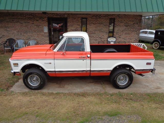 1972 Chevrolet C10 (CC-1430723) for sale in Greensboro, North Carolina