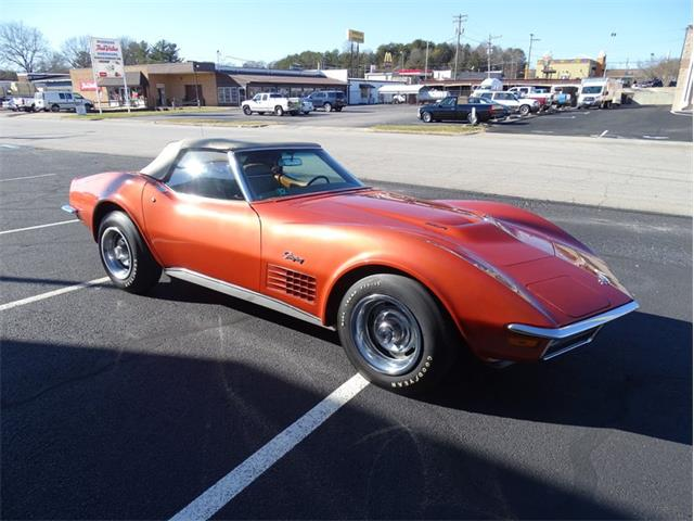 1970 Chevrolet Corvette (CC-1437235) for sale in Greensboro, North Carolina