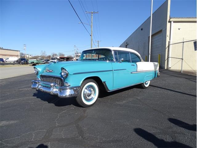 1955 Chevrolet Bel Air (CC-1437239) for sale in Greensboro, North Carolina