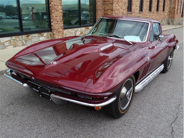 1966 Chevrolet Corvette (CC-1437247) for sale in Greensboro, North Carolina