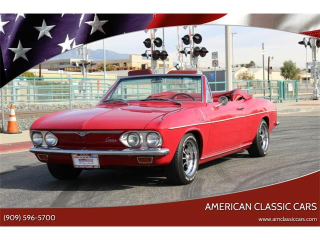 1966 Chevrolet Corvair (CC-1437248) for sale in La Verne, California