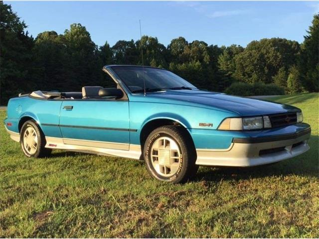 1988 Chevrolet Cavalier (CC-1430725) for sale in Greensboro, North Carolina