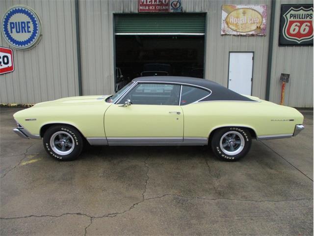 1969 Chevrolet Malibu (CC-1437250) for sale in Greensboro, North Carolina