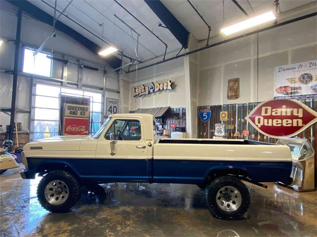 1967 Ford F250 (CC-1437255) for sale in Redmond, Oregon