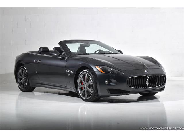 2011 Maserati GranTurismo (CC-1437257) for sale in Farmingdale, New York
