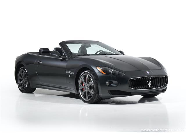 2011 Maserati GranTurismo (CC-1437257) for sale in Farmingdale, New York