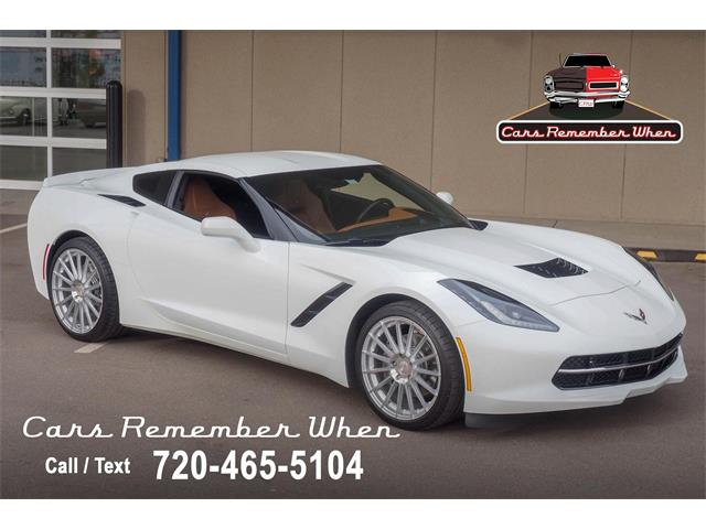 2019 Chevrolet Corvette (CC-1437259) for sale in Englewood, Colorado