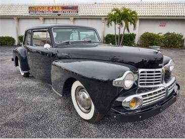 1946 Lincoln Continental (CC-1437262) for sale in Miami, Florida