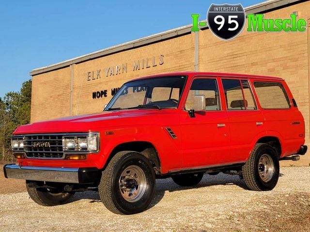 1988 Toyota Land Cruiser FJ (CC-1437265) for sale in Hope Mills, North Carolina