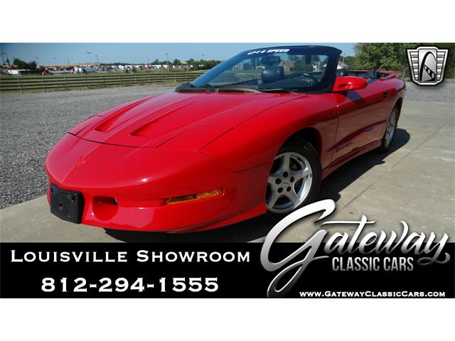 1995 Pontiac Firebird Trans Am (CC-1437269) for sale in O'Fallon, Illinois