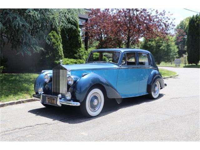 1952 Rolls-Royce Silver Dawn (CC-1437270) for sale in Astoria, New York