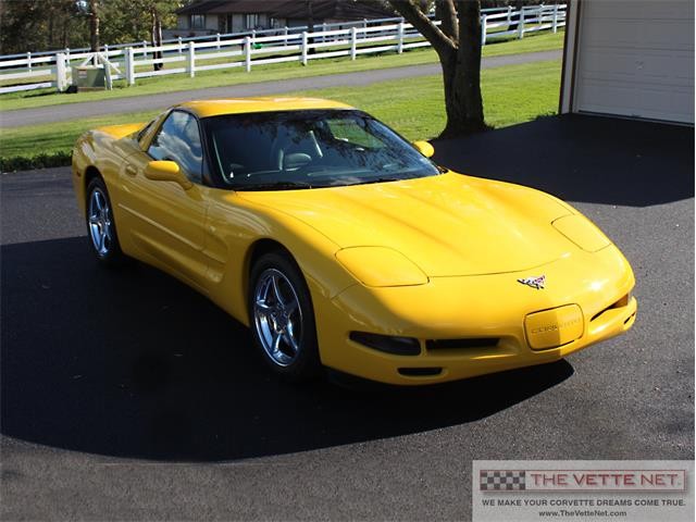 2003 Chevrolet Corvette (CC-1437273) for sale in Sarasota, Florida