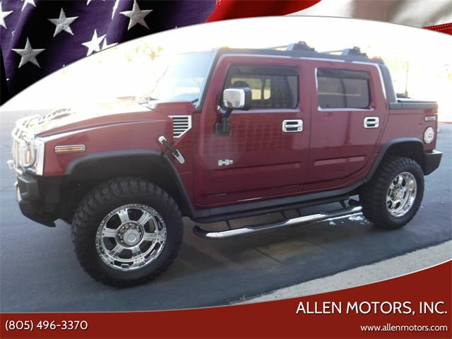 2005 Hummer H2 (CC-1437277) for sale in Thousand Oaks, California