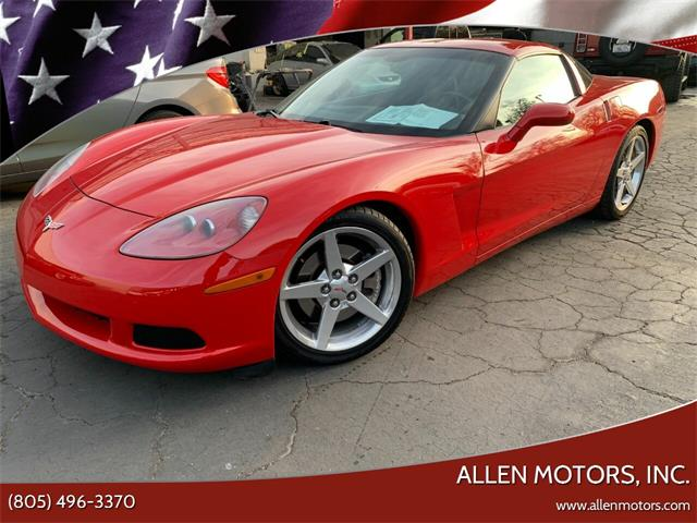 2005 Chevrolet Corvette (CC-1437278) for sale in Thousand Oaks, California
