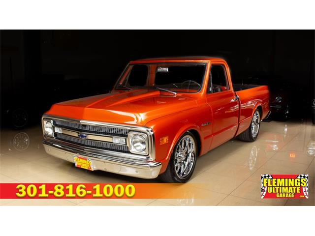 1970 Chevrolet C/K 10 (CC-1437279) for sale in Rockville, Maryland