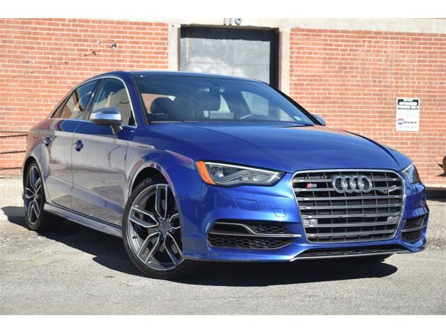 2015 Audi S3 (CC-1437286) for sale in Santa Barbara, California