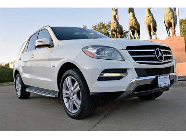 2012 Mercedes-Benz M-Class (CC-1437287) for sale in Fort Worth, Texas