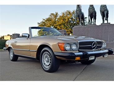 1980 Mercedes-Benz 450SL (CC-1437288) for sale in Fort Worth, Texas