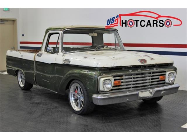 1964 Ford F100 (CC-1437290) for sale in San Ramon, California