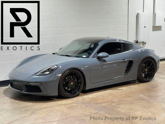2018 Porsche 718 Cayman (CC-1437296) for sale in St. Louis, Missouri