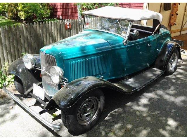 1932 Ford Roadster (CC-1437297) for sale in Lake Hiawatha, New Jersey