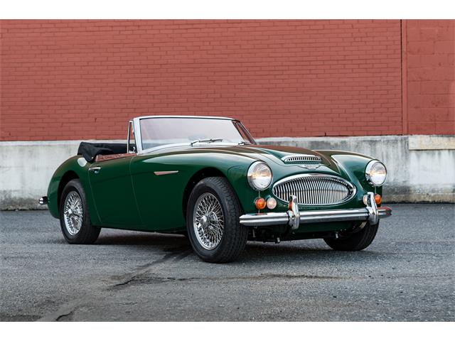 1966 Austin-Healey 3000 Mark III BJ8 (CC-1430073) for sale in Philadelphia, Pennsylvania