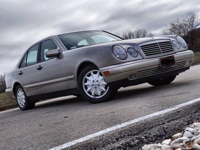 1998 Mercedes-Benz E320 (CC-1430730) for sale in Greensboro, North Carolina