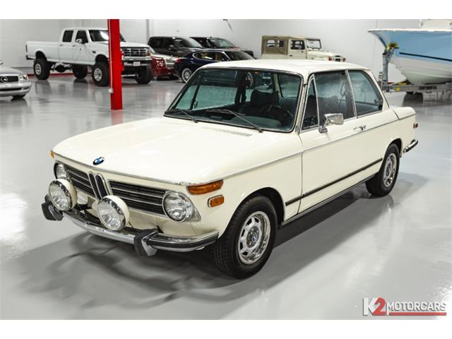 1973 BMW 2002TII (CC-1437301) for sale in Jupiter, Florida