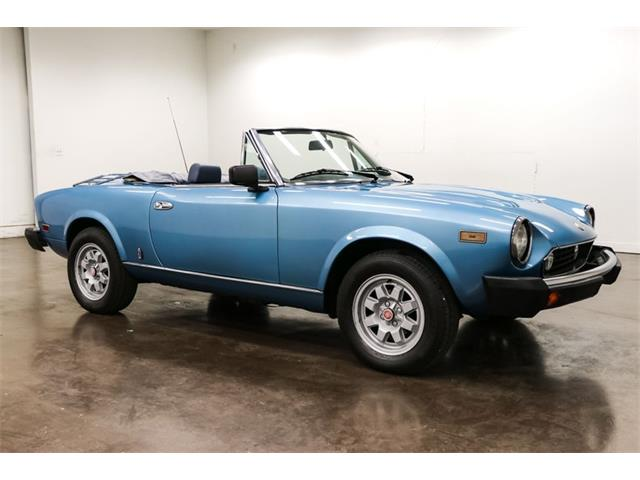 1982 Fiat 124 (CC-1437302) for sale in Sherman, Texas