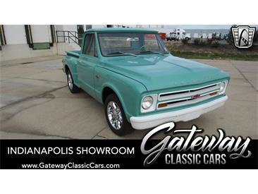1967 Chevrolet C10 (CC-1437306) for sale in O'Fallon, Illinois