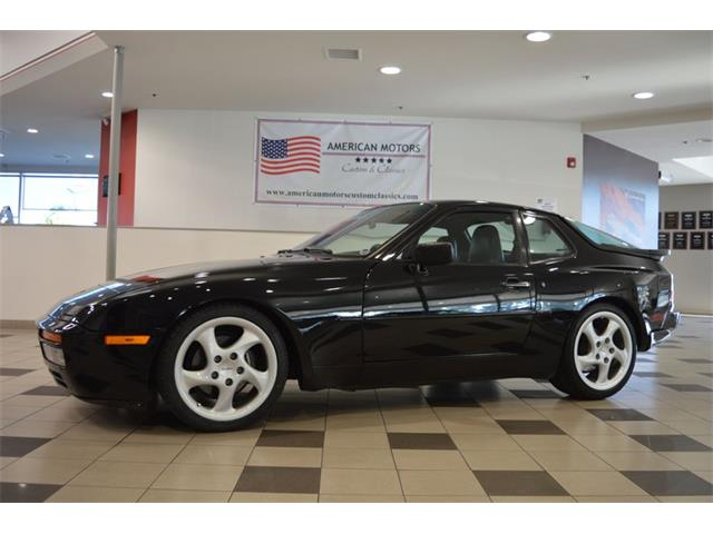 1987 Porsche 944 (CC-1437307) for sale in San Jose, California