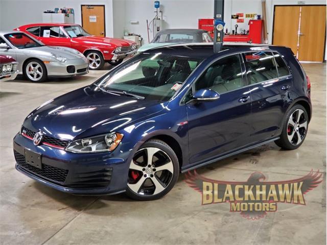 2017 Volkswagen GTI (CC-1437308) for sale in Gurnee, Illinois