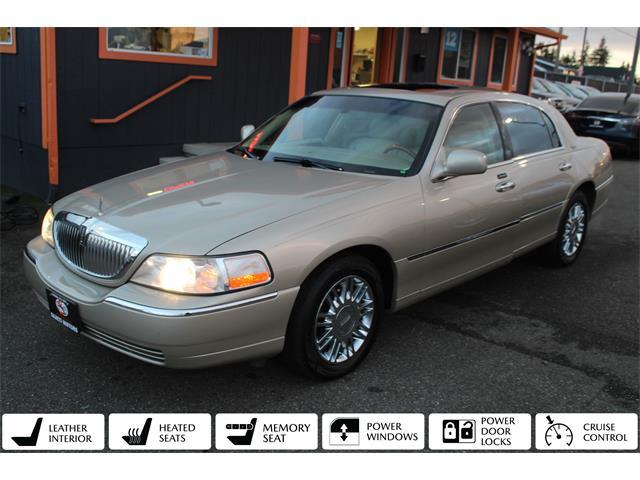 2007 Lincoln Town Car (CC-1437311) for sale in Tacoma, Washington