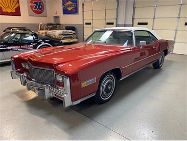 1976 Cadillac Eldorado (CC-1437313) for sale in Shelby Township, Michigan