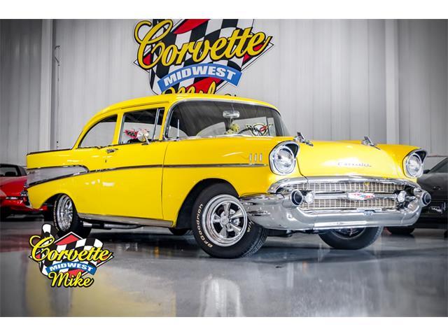 1957 Chevrolet 210 (CC-1437317) for sale in Burr Ridge, Illinois