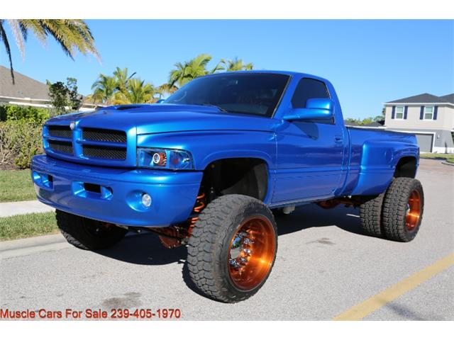 2001 Dodge Ram 2500 (CC-1437320) for sale in Fort Myers, Florida